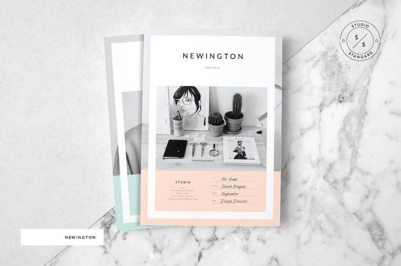 Modern Minimalist Brochure