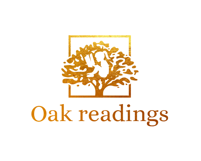 Oak Readings Bookstore Logo