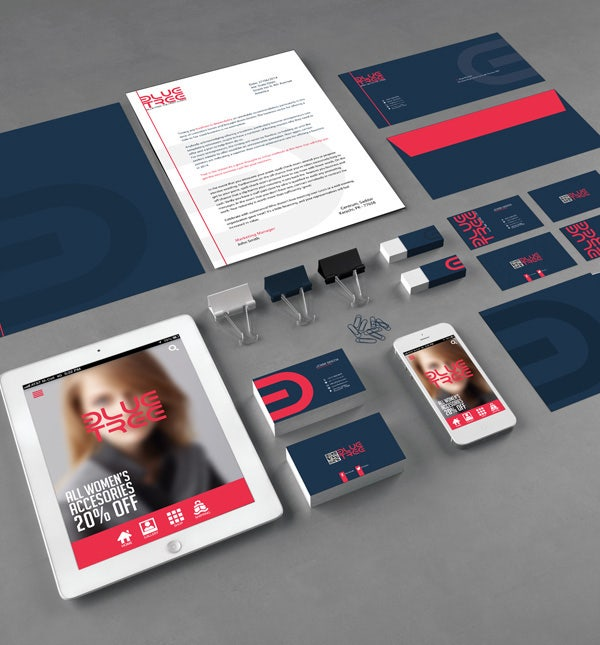 Designer Business Stationery