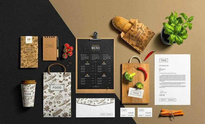 Restaurant & Bar Branding Design