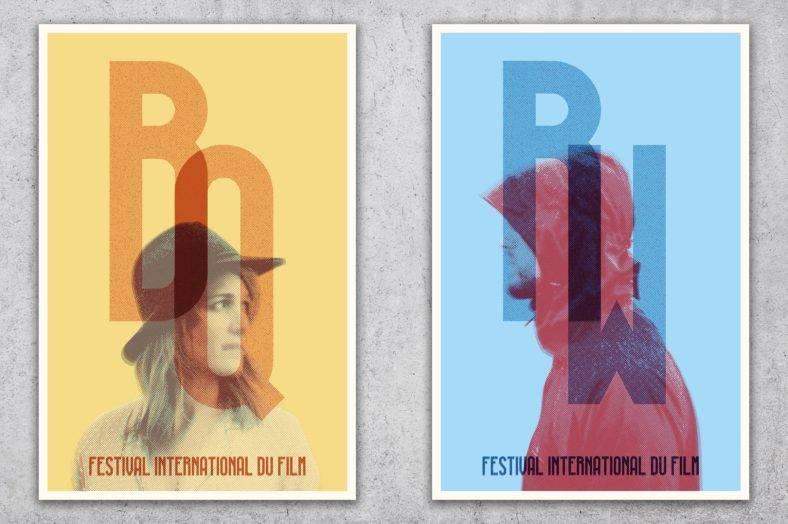 Risograph Poster Design