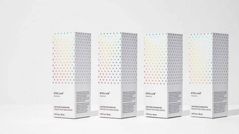 Stellar Cosmetics Packaging
