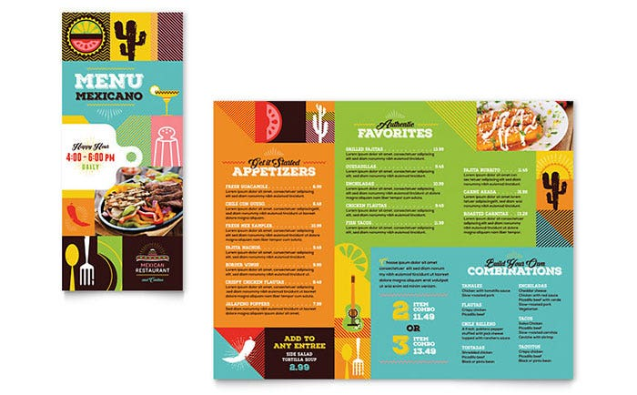 Creative Take-Out Brochure