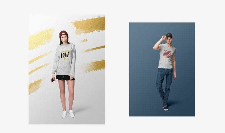 Ultimate Apparel Mockup Generator