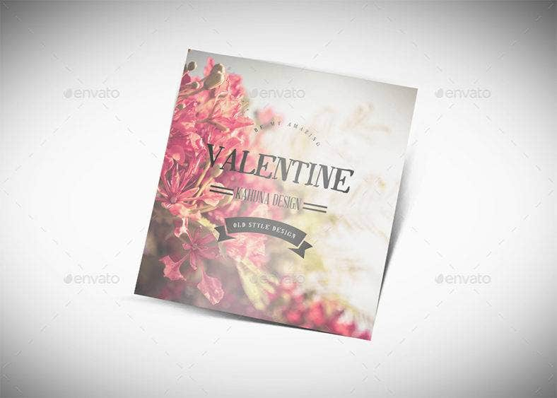 Valentine's Party Invitation Card