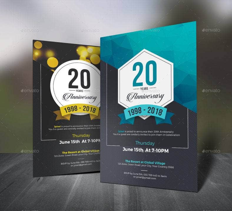 17 Corporate Invitation Designs Psd Ai Eps Free Premium