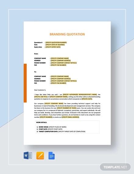 branding quotation template1