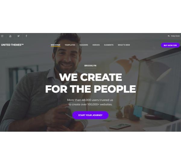 creative multipurpose responsive wordpress theme