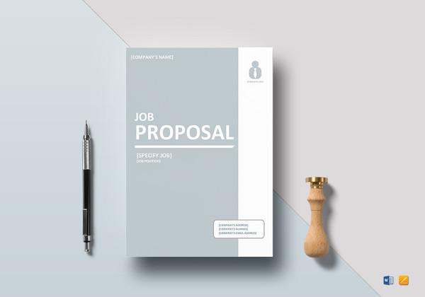 editable-job-proposal-template