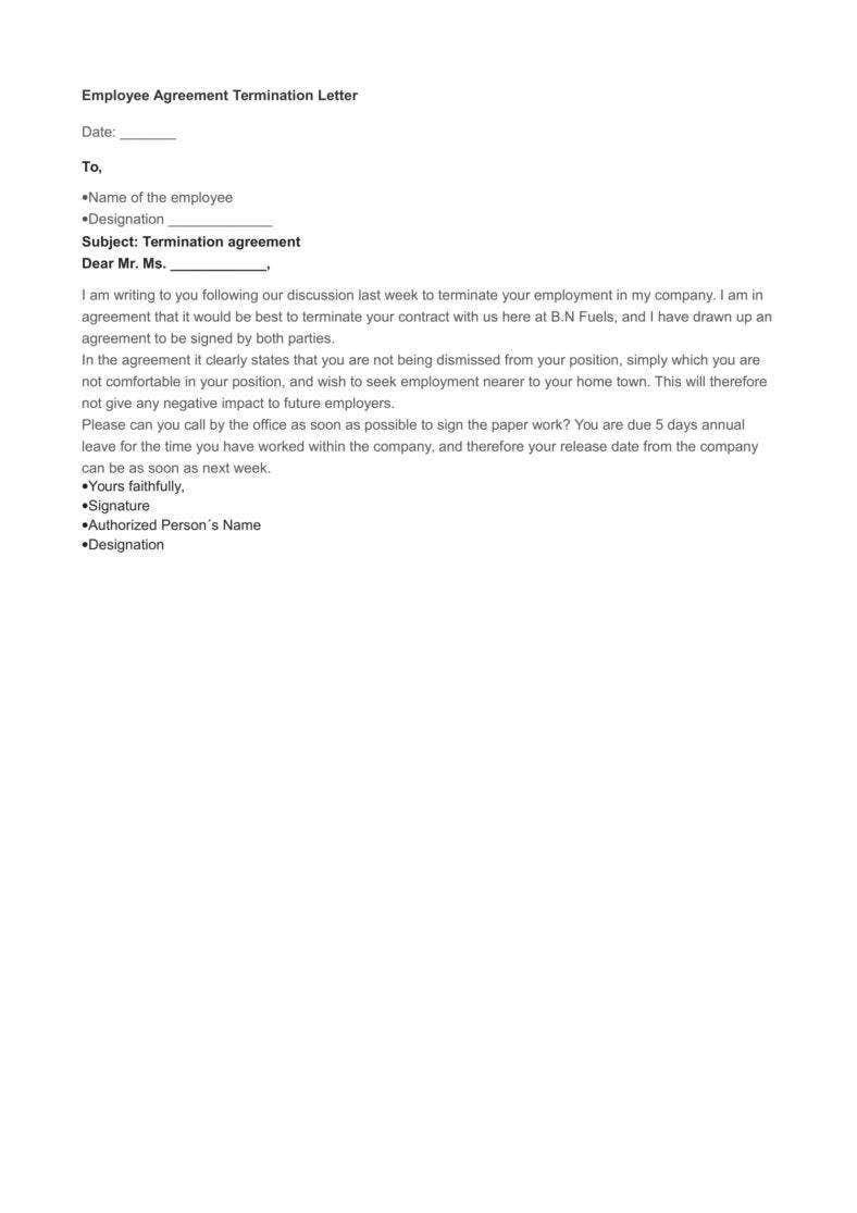 employee agreement termination letter 1 788x1115