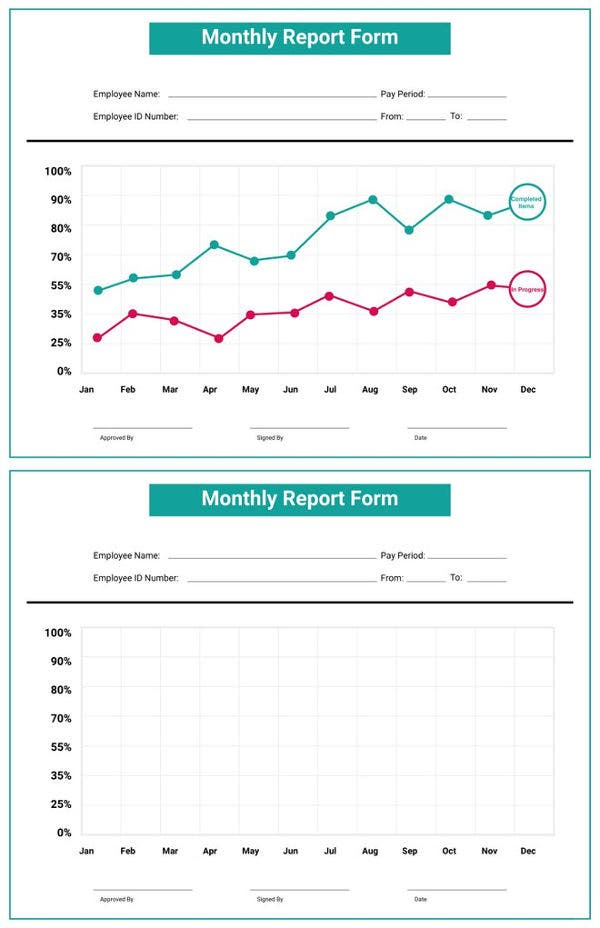 free-monthly-report-template