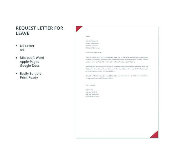 free-request-letter-for-leave-template