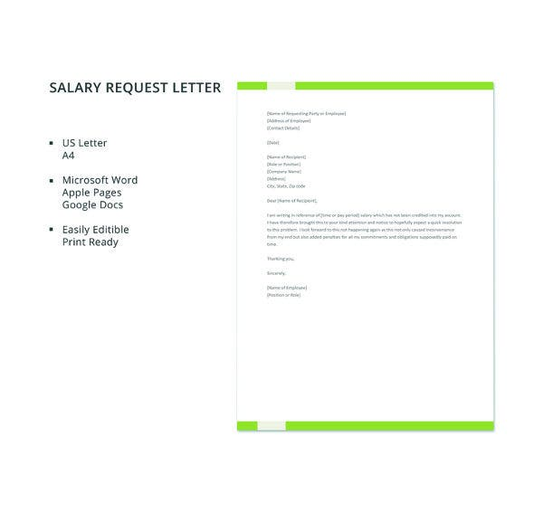 free-salary-request-letter-template