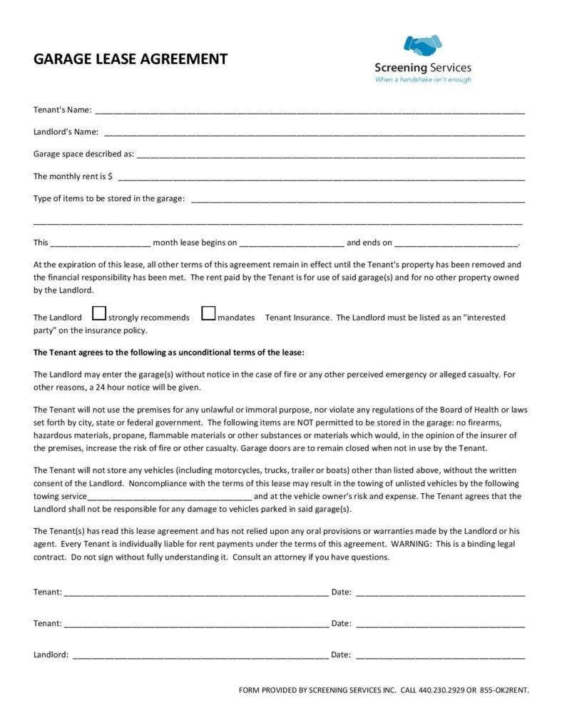 garage-lease-agreement-form-page-001