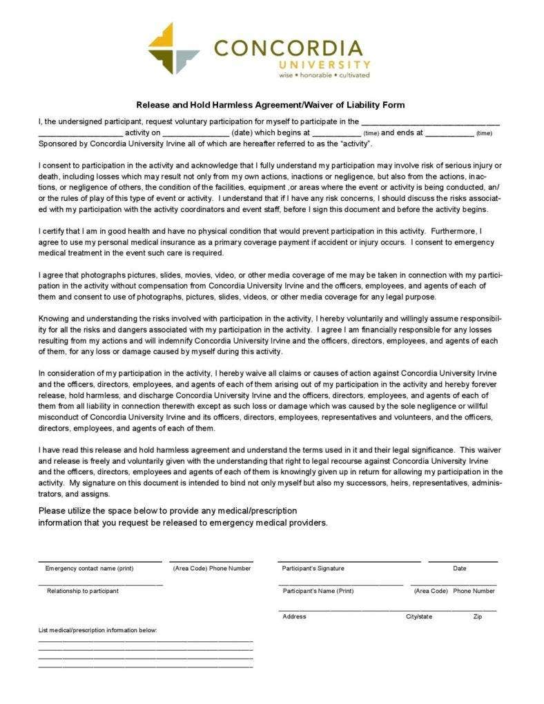 hold-harmless-agreement-of-liability-form-page-001