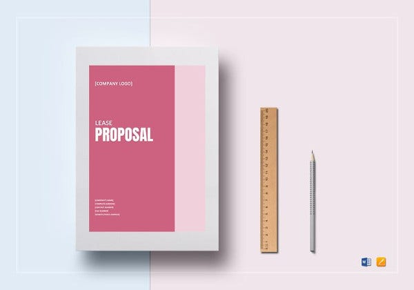 lease-proposal-template