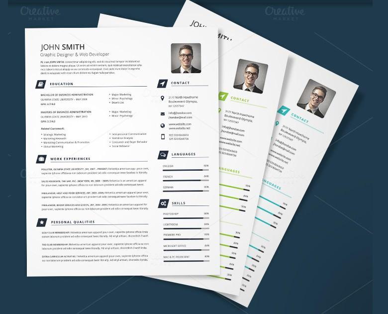 printable-cv-template