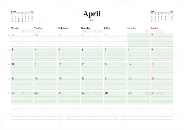 printable-monthly-calendar