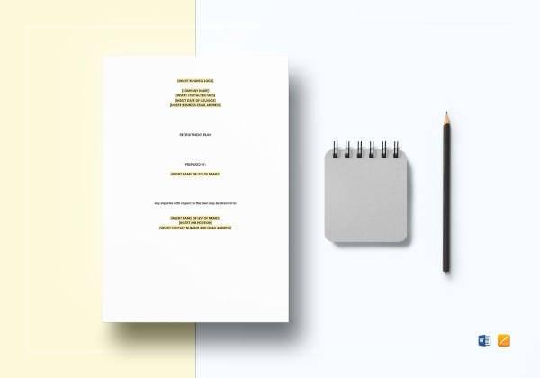 recruitment plan template1