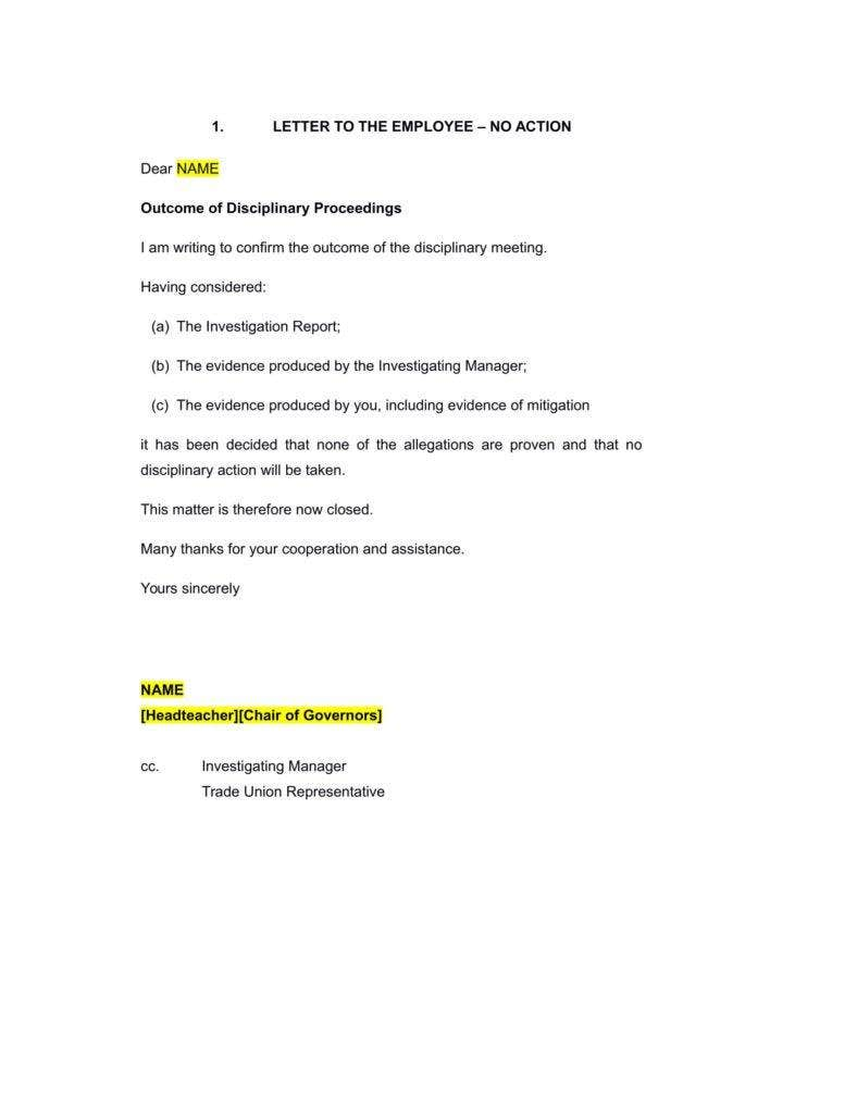 sample-disciplinary-letter-to-the-employee-1