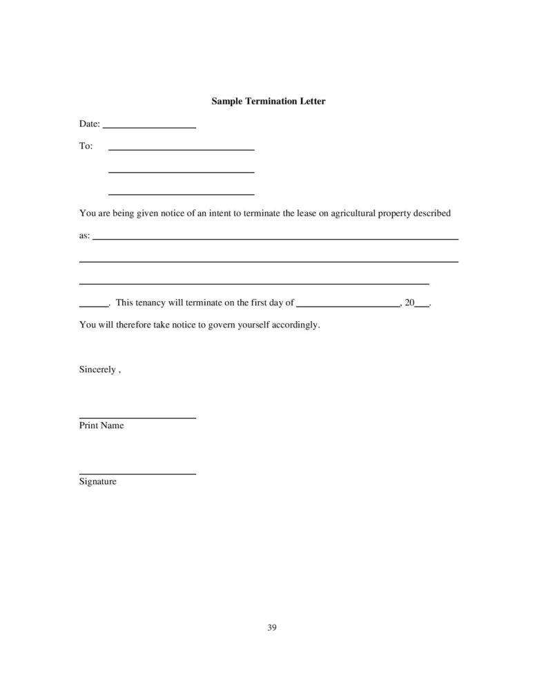 lease termination letter tips for writing formal termination letters 9 free 1354
