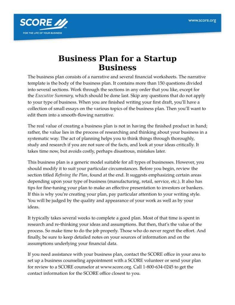 7 challenges of writing a good business proposal free premium small business proposal template in word flashek Image collections