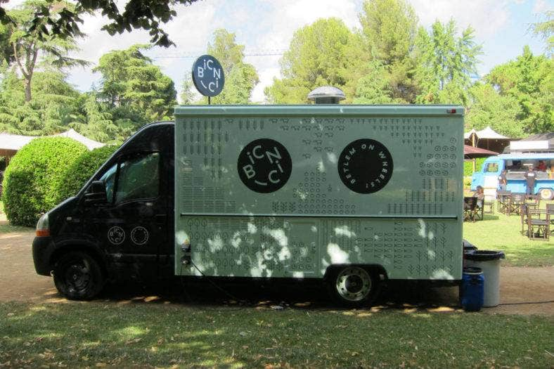 bicnic-van