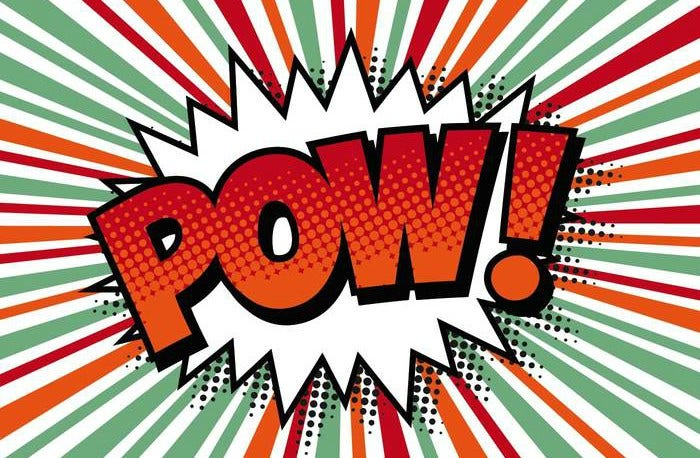 comic-style-pow-illustration-vector