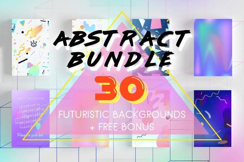 futuristic-abratct-bundle