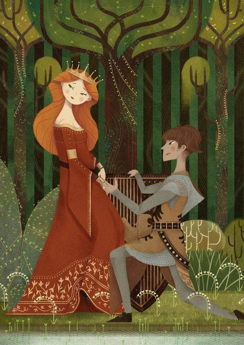 guinevere-and-lancelot
