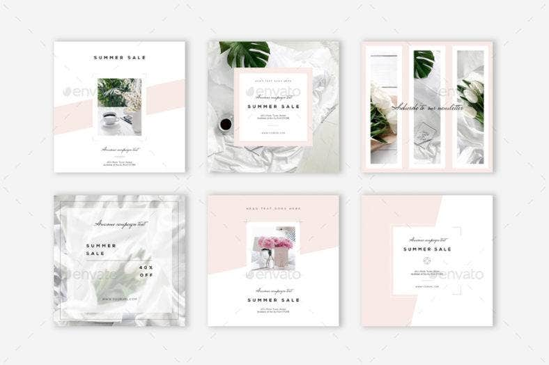15 social media post templates for entrepreneurs free premium templates. Black Bedroom Furniture Sets. Home Design Ideas
