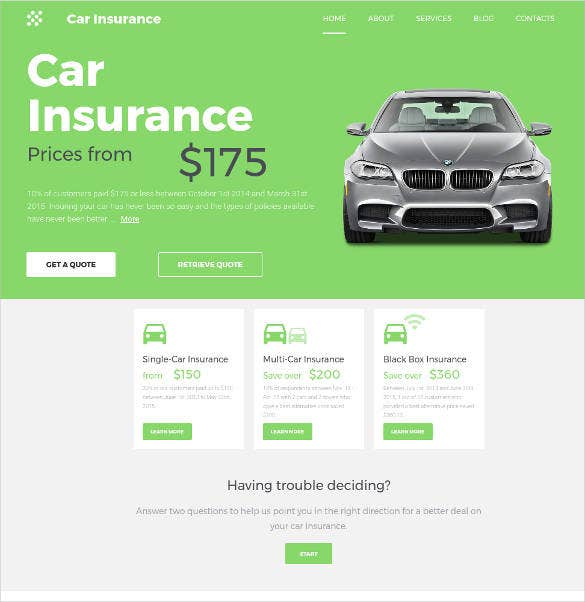 26 Insurance Website Themes Templates Free Premium Templates