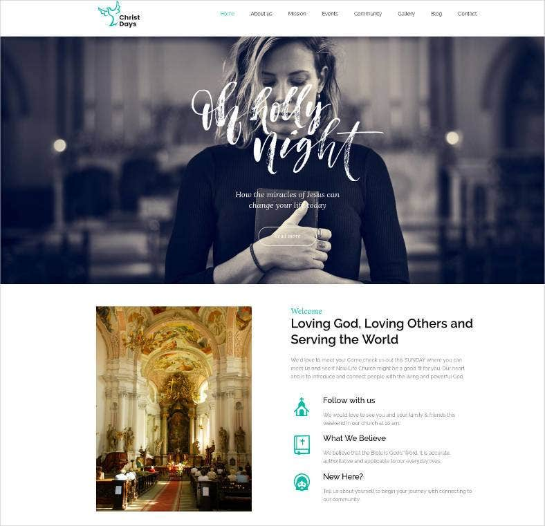 christ days responsive website 788x761