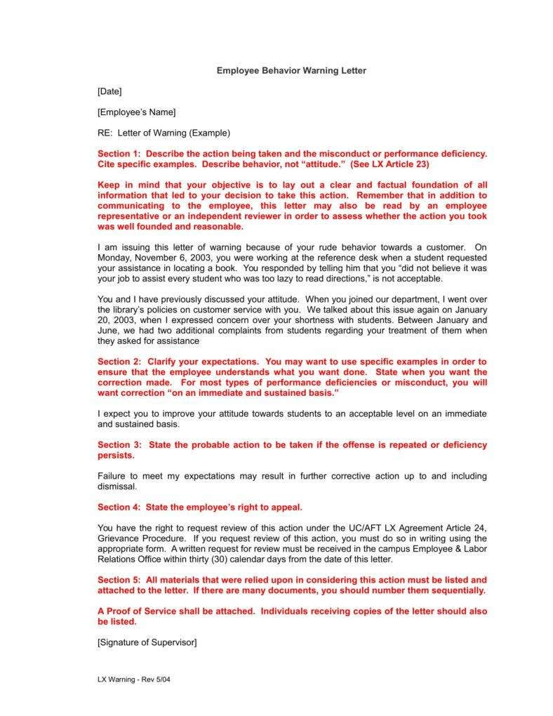 employee-behavior-warning-letter-template-1