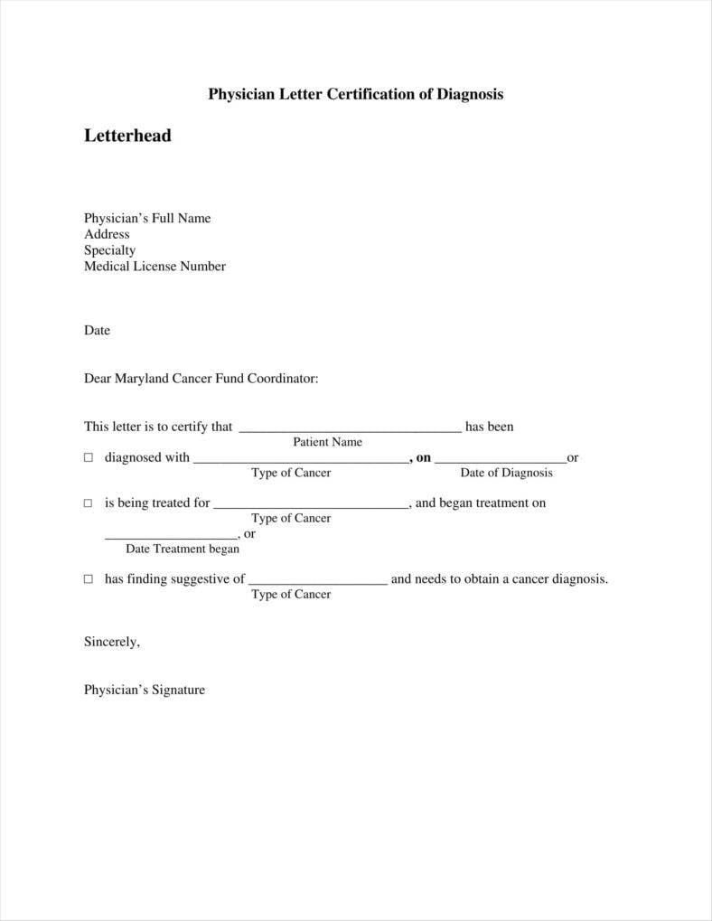 9 doctor letterhead templates free word pdf format download free physician certificate letterhead sample thecheapjerseys Gallery