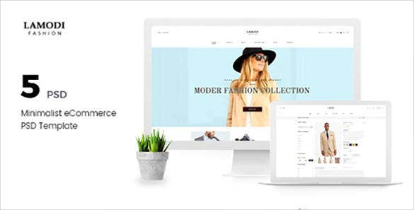 minimalist website templates 36 Best Minimalist Website Templates | Free