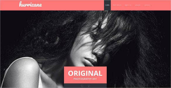 photography-art-website-template