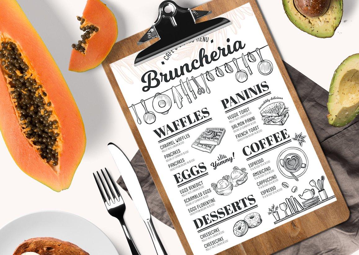 food_menu_template_restaurant copy