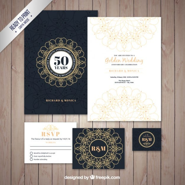 golden-wedding-brochure-pack_23-2147534306