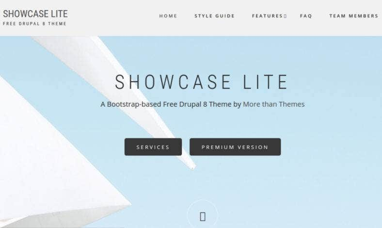 20+ Drupal Personal Blog Themes and Templates 2017 | Free & Premium