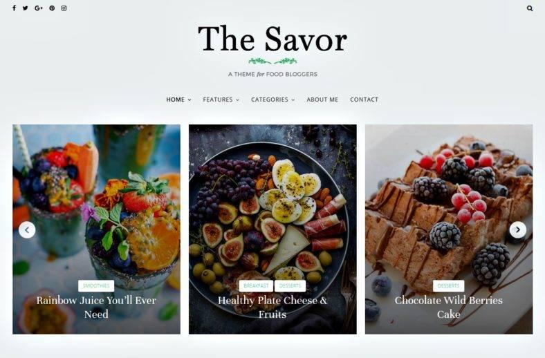 thesavor
