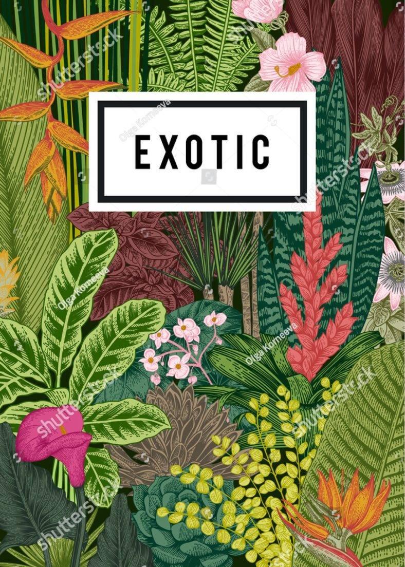 vintage-exotic-flowers