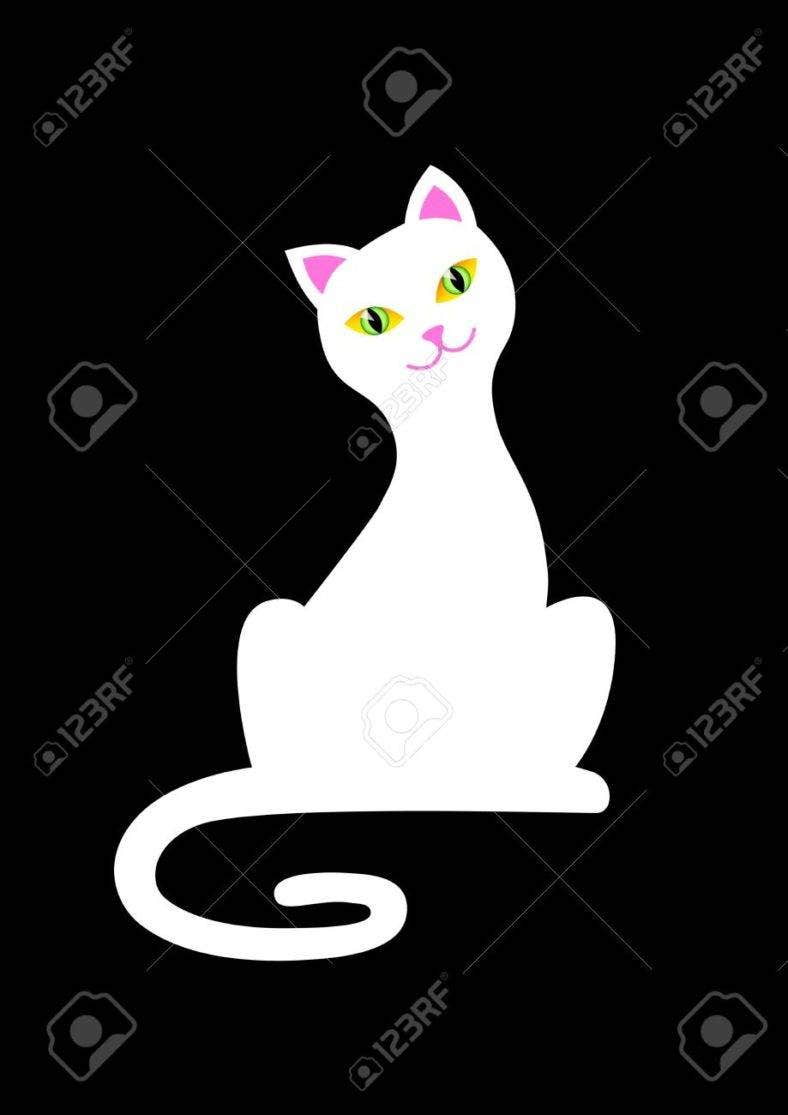 white cat smiling 788x1115