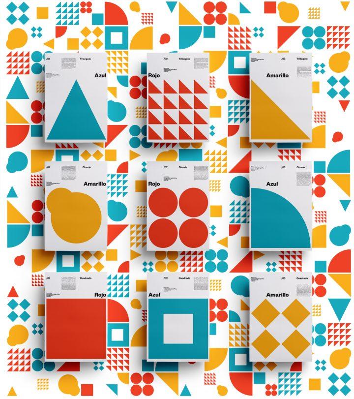 Forms, Grids, Composition, Color & Motion