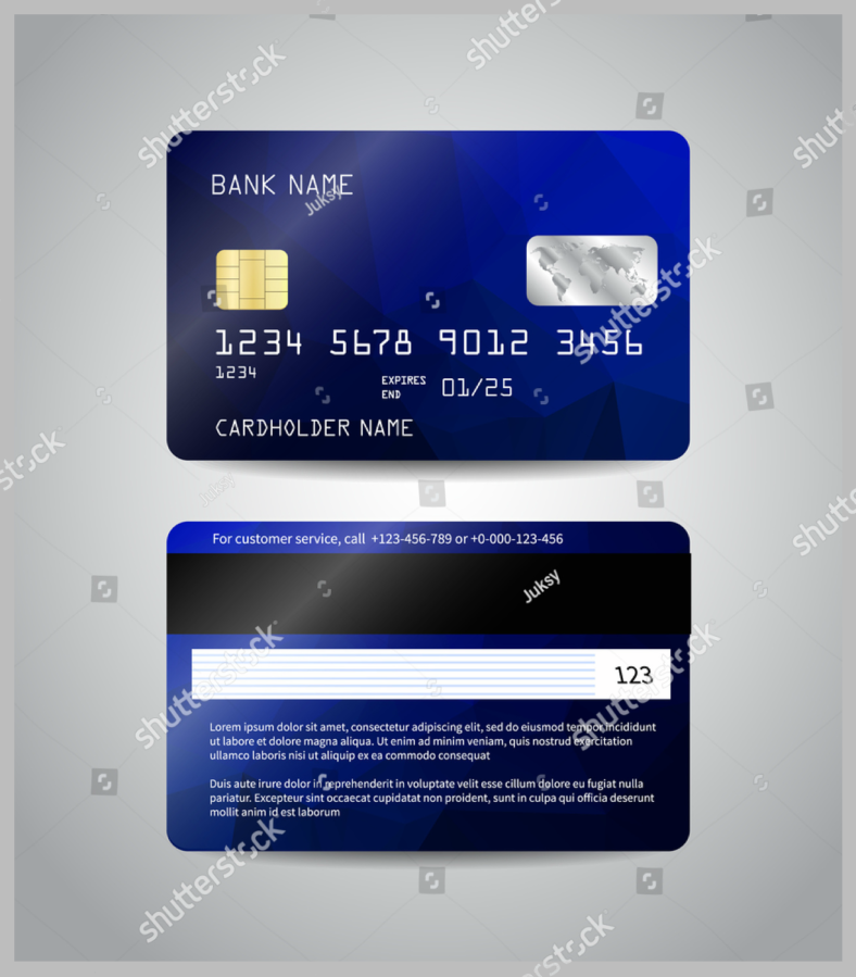 blue-debit-card-template