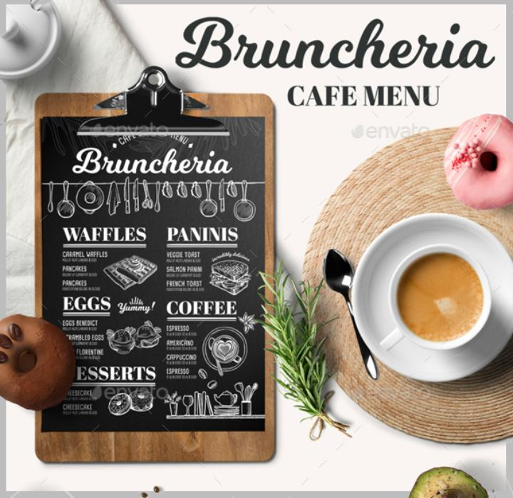 bruncheria menu