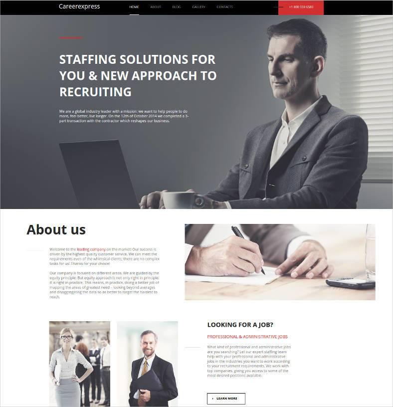 career education motocms html template 788x816