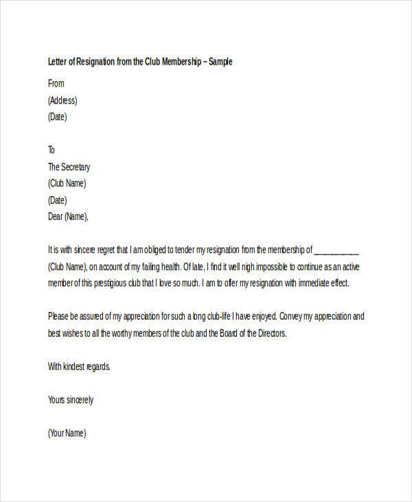 Membership Resignation Letter. Children Abuse Church Resignation
