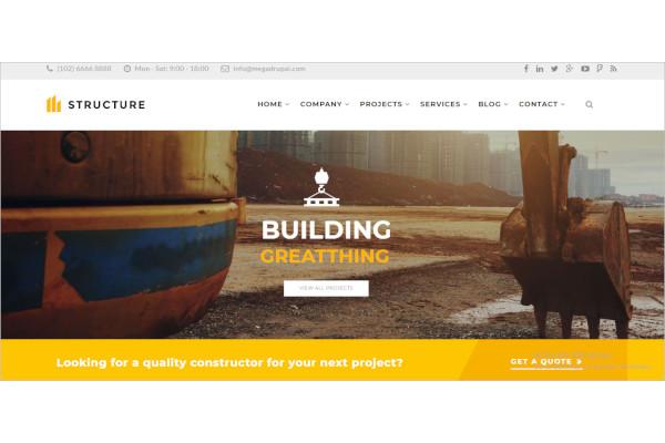 construction-business-drupal-template