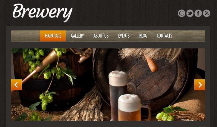 Craft Beer WordPress Theme